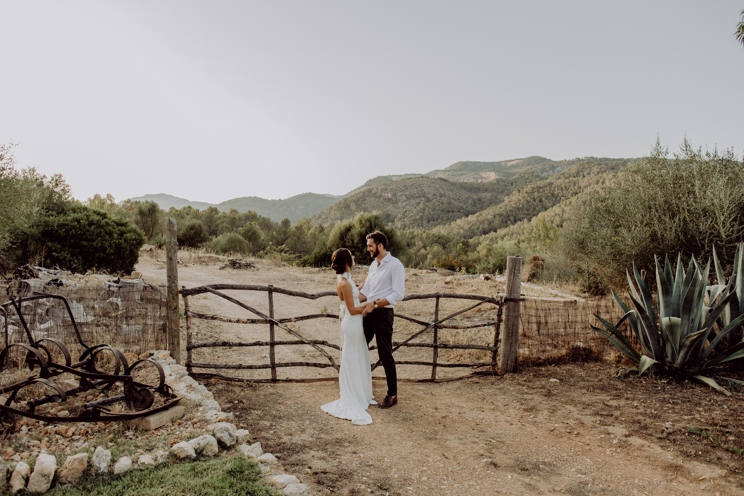 Wedding at Finca Son Burguet
