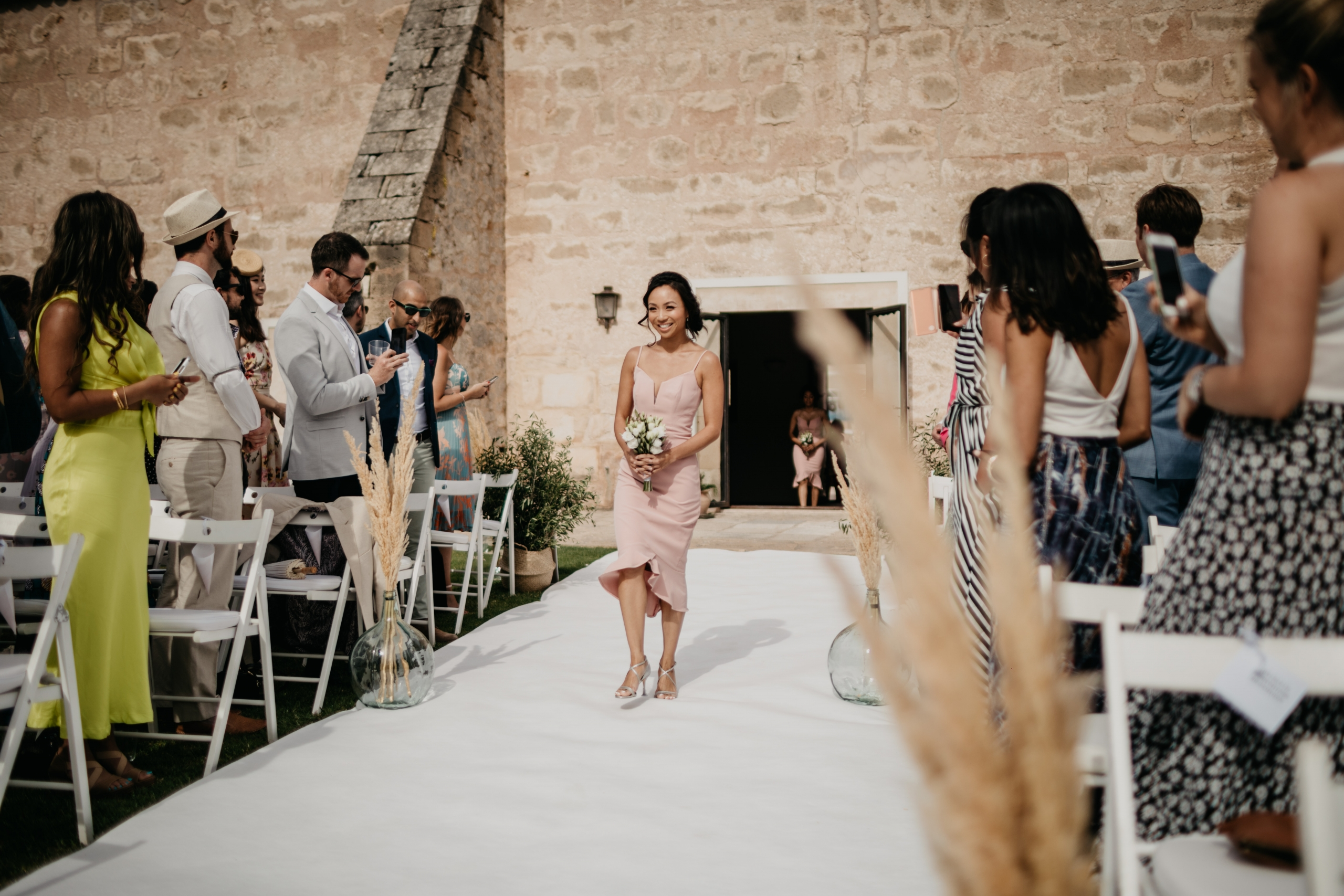 Wedding at Finca Biniorella