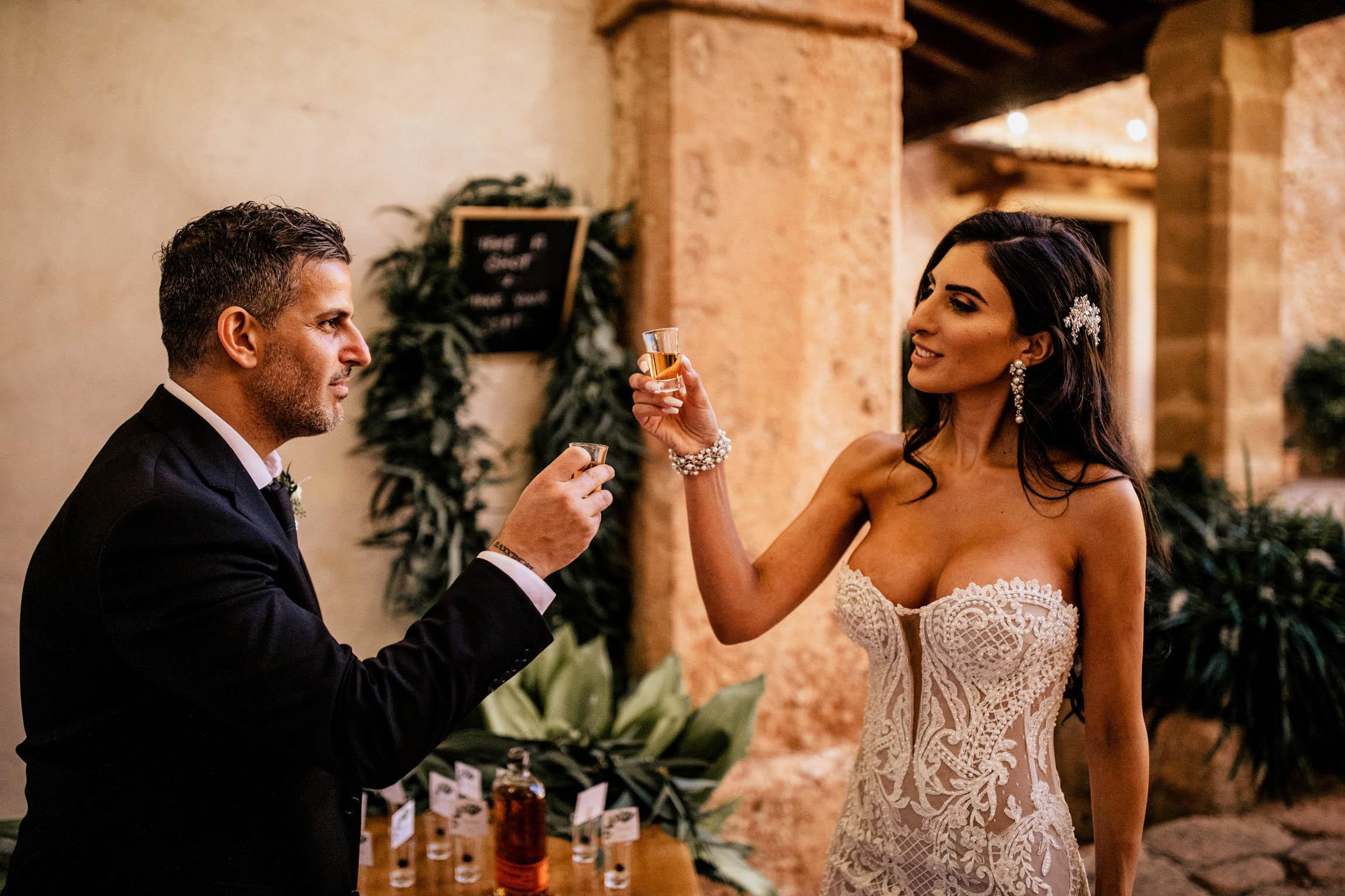 Wedding at Finca Es Cabas