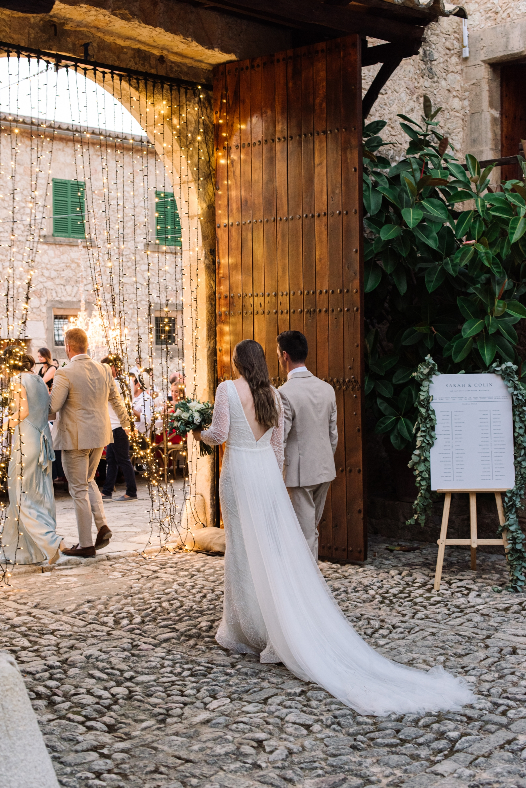 Wedding at Finca Son Berga