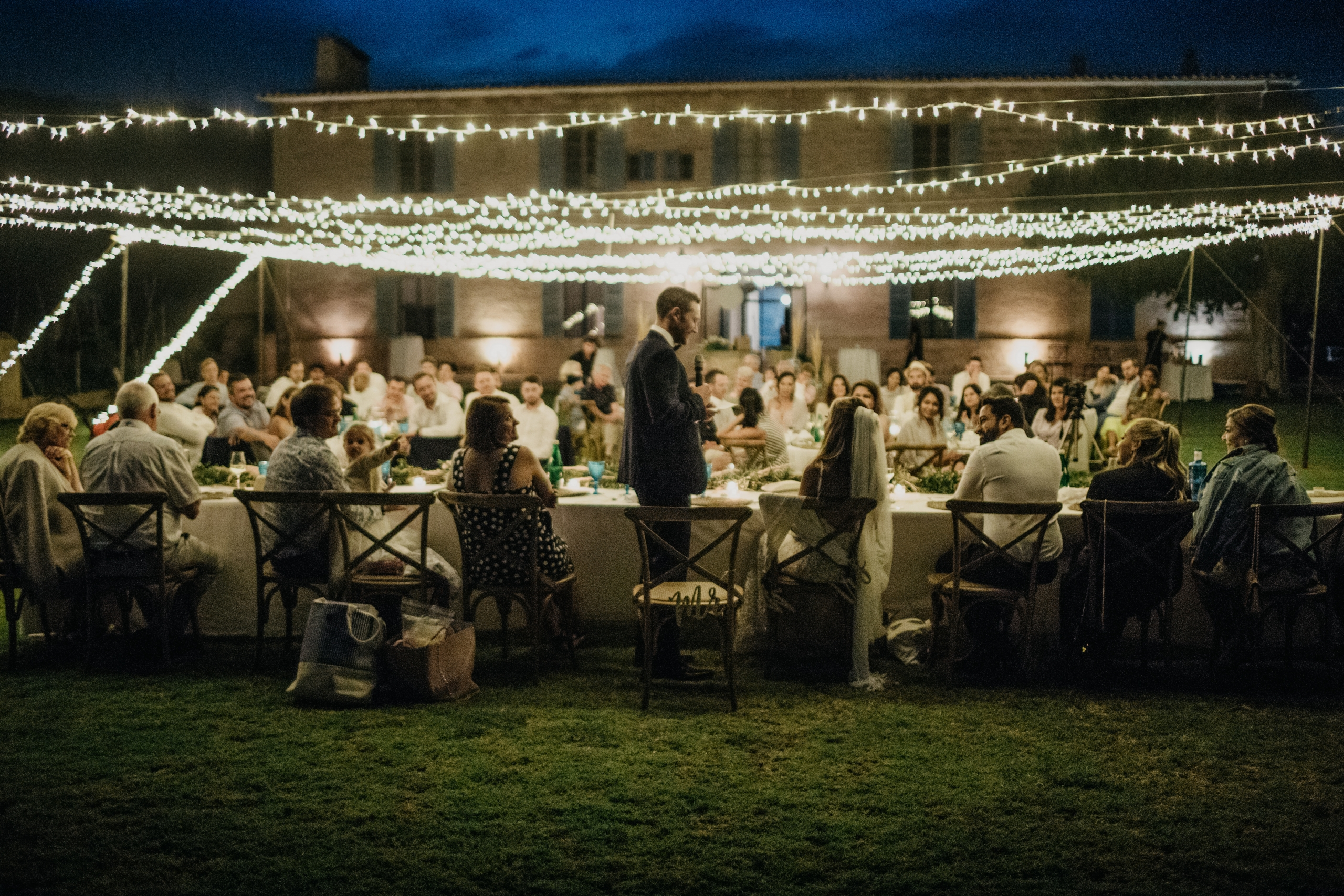 Wedding at Finca Biniorella