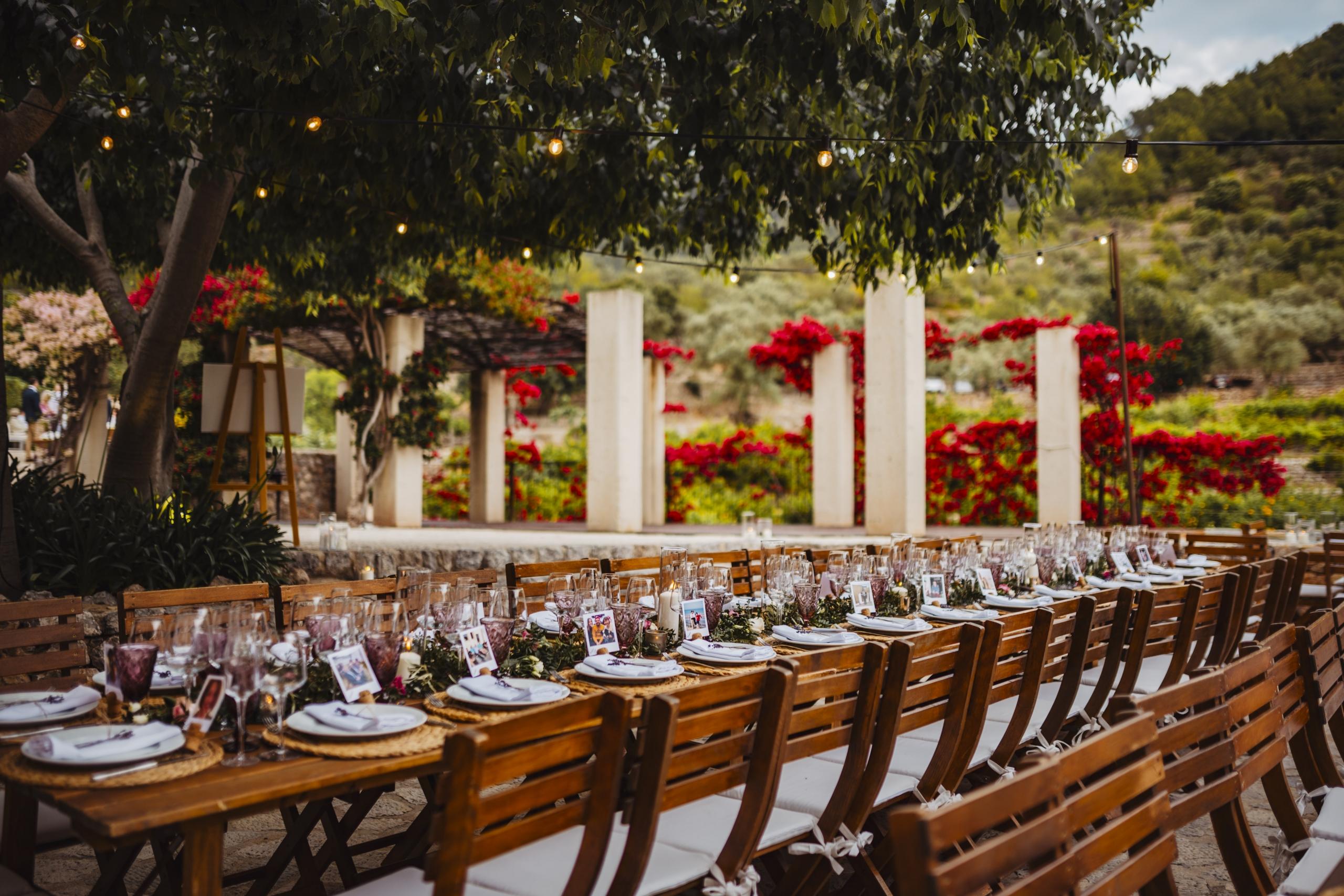 Wedding in Soller